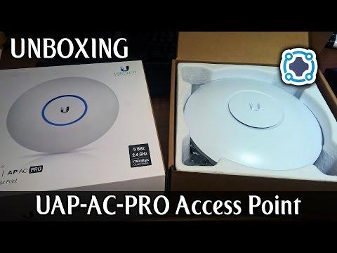 Unboxing - Ubiquiti UAP-AC-PRO UniFi Access Point