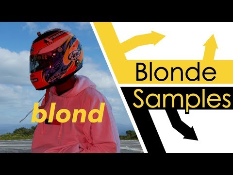 Every Sample From Frank Ocean's Blonde