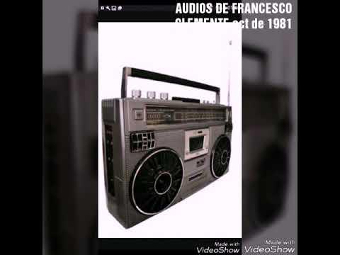 ESTACIONES Y COMERCIALES DE RADIO EN MEXICO DF (CDMX) año 1981 parte (1)