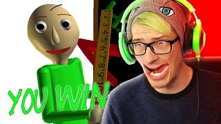 THIS IS THE ENDING TO BALDI!? | Baldi's Basics In Education and Learning