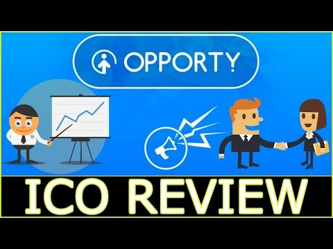 ICO Review - Opporty (OPP) - Live Business Ecosystem