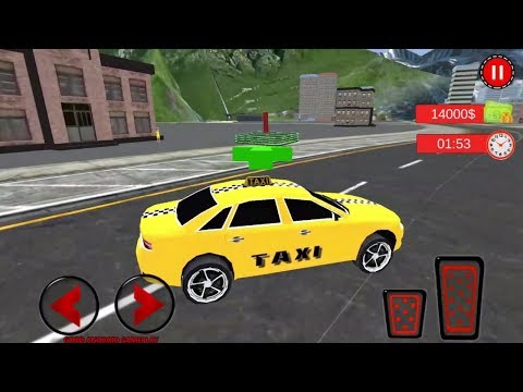 Kids NYC Taxi Crazy Adventure - Android GamePlay FHD