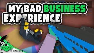 My Bad Business Experience w/ PetrifyTV (Roblox)