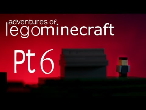 Adventures Of Lego Minecraft Pt 6 (Against the Sky)