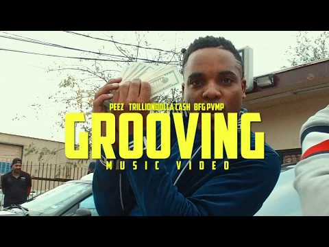 PEEZ x TrillionDolla Cash x Bfg Pvmp | Grooving (Music Video) | shot by @AustinLamotta