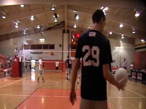Boys Volleyball- CR North vs. Pennsbury (2011)