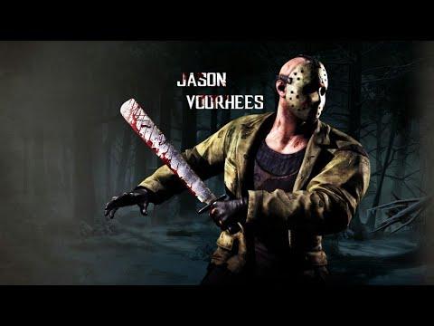 Mortal Kombat XL Jason Voorhees Fatality/Brutality