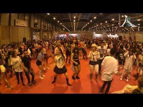 [CHORUS DANCE GAME 2] @Japan_Weekend Madrid 30.09.17