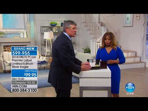 HSN | Coin Collector 01.31.2018 - 07 PM