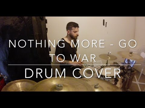 SallyDrumz - Nothing More - Go To War Drum Cover