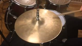 14 sabian hhx manhattan jazz hats