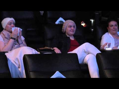 3 Brave Sisters Each Fighting Cancer Get Unexpected Surprise in Cinema