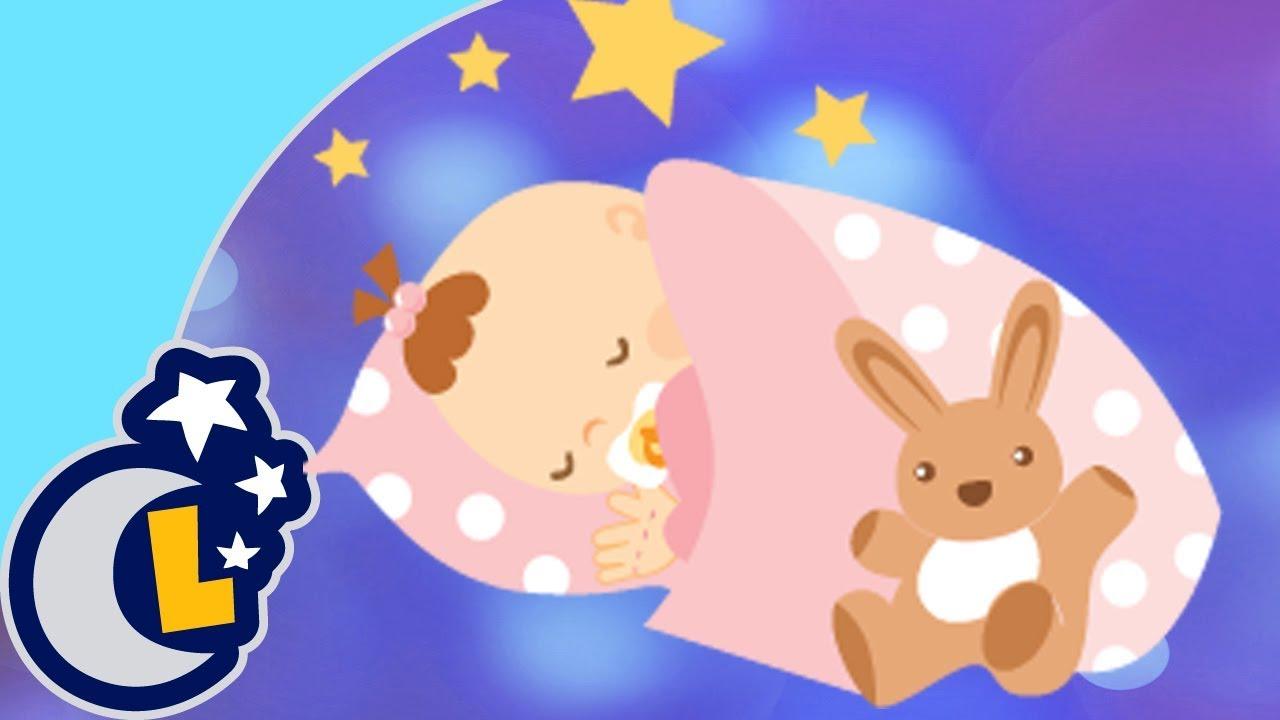 Angeles del Cielo cantan musica para dormir bebés - Canciones de Cuna