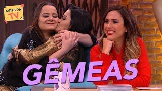 Maiara e Maraisa em uma entrevista sobre GÊMEAS! | Lady Night | Nova Temporada | Humor Multishow