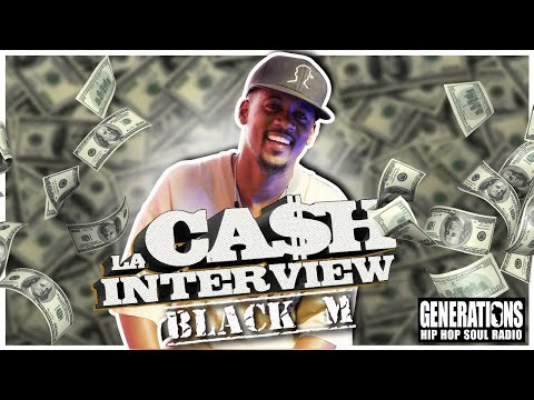 Youtube: Cash interview – Black M