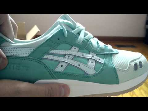"""unboxing---hal-(highs-and-lows)-x-asics-gel-lyte-iii-25th-anniversary-""""silverscreen"""""""