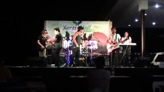 AMIGO BAND - Martilyo by Gloc 9 @ Rocktober Fest of Xentro Mall Calapan