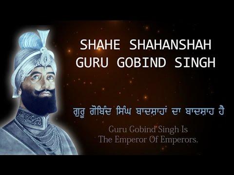 Nasro Mansoor Guru Gobind Singh Ji By kamia Kaur