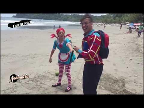 Ninjarín se pierde en Costa Rica