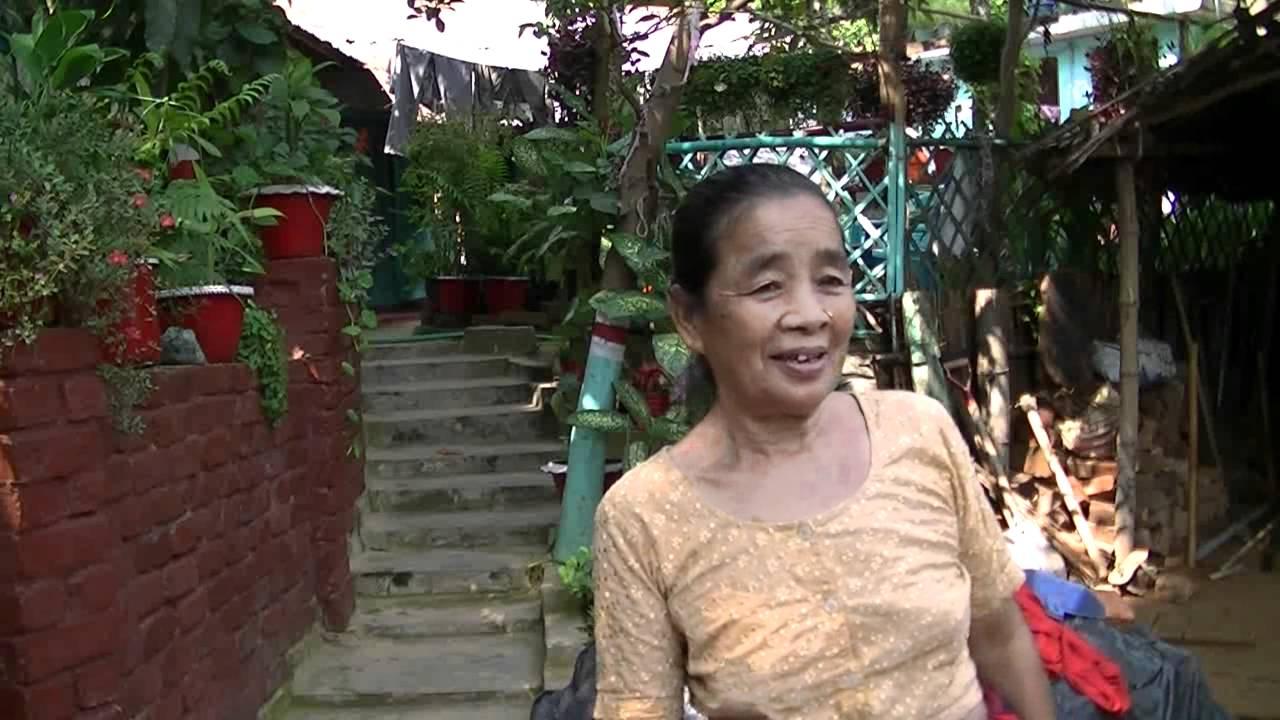 Mature wives giving handjob to husband