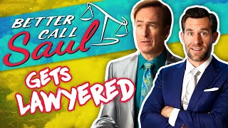 Real Lawyer Reacts to Better Call Saul (Episode 1)