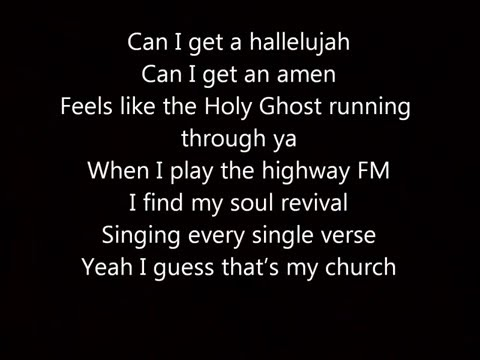 Maren Morris My Church Lyrics