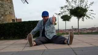 Breakdance - Basic Footwork Combo Tutorial ( ENGLISH SUBTITLES )