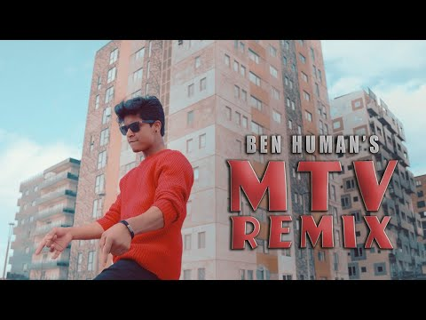 Ben Human - MTV Remix (Official Tamil Music Video)