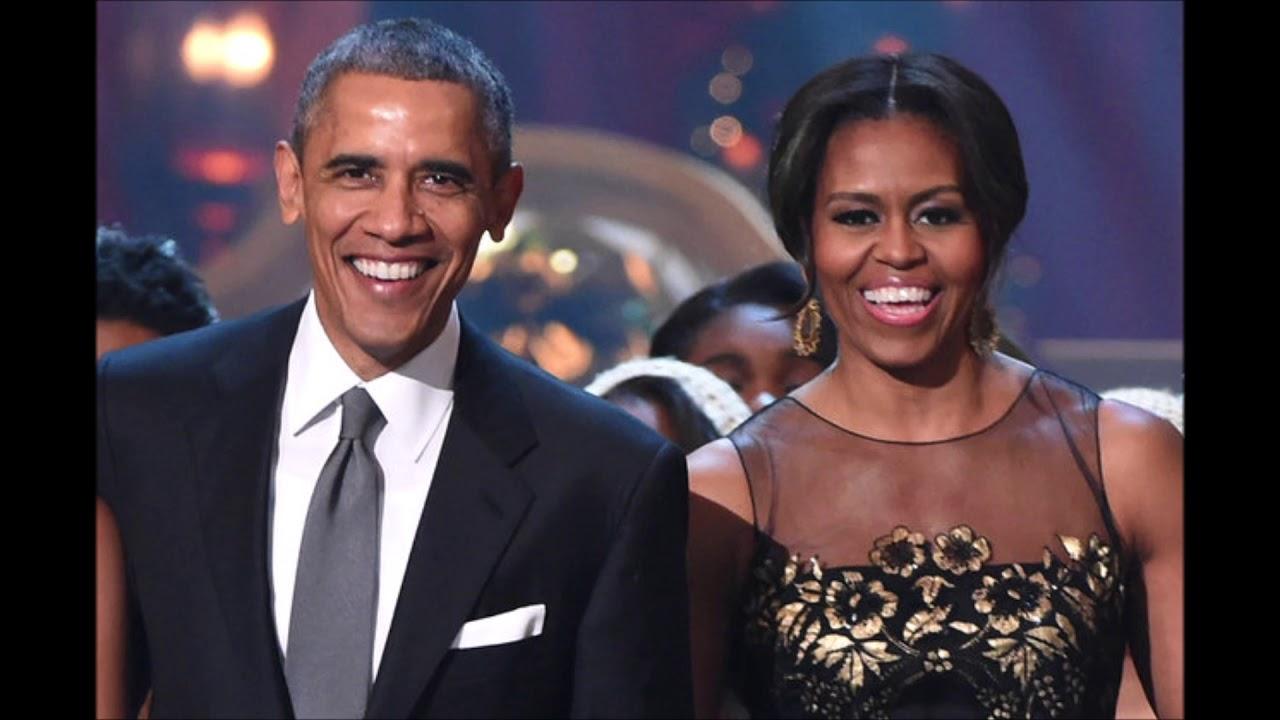 Barack & Michelle ObamaTo Produce Podcasts For Spotify