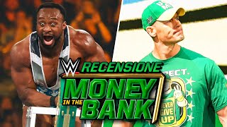 Recensione WWE Money in the Bank 2021