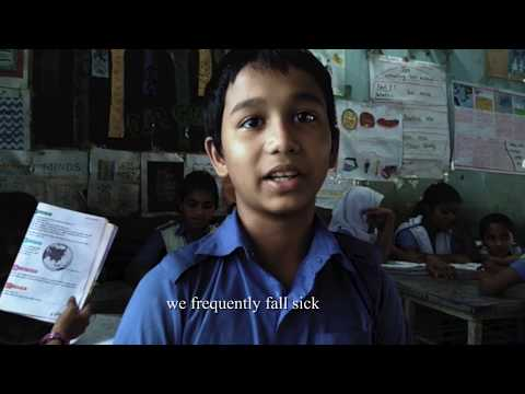 "Sadia, Bangladesh - ""Waste: resource"" 