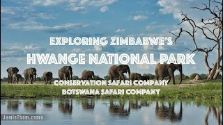 Go on safari in Hwange National Park with Conservation Safari Company [Hi Def 1080]
