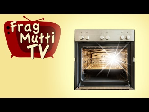 backofen reinigen frag mutti tv youtube. Black Bedroom Furniture Sets. Home Design Ideas