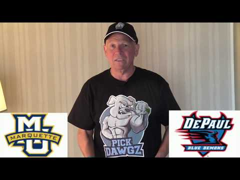 DePaul vs Marquette 3/3/20 Free College Basketball Pick and Prediction CBB Betting Tips