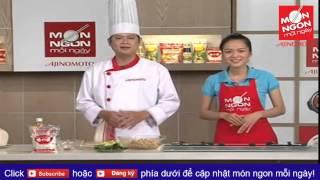 Món ngon mỗi ngày: Video dạy nấu ăn ngon - cách nấu món bì cuốn cha...