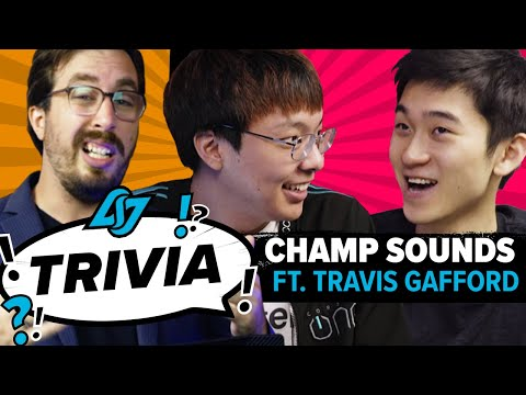 GUESS THAT CHAMPION SOUND #2 | CLG TRIVIA ft. Host Travis Gafford
