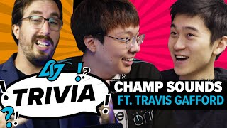 Most Annoying Sound? | CLG Trivia ft. Travis Gafford, Biofrost & Huhi