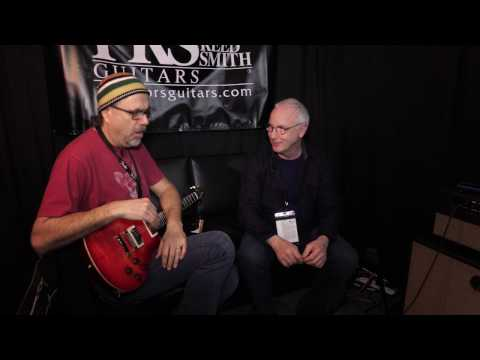 What's New from PRS Guitars with Paul Reed Smith  •  NAMM 2017