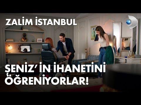 Şeniz'in Ihanetini öğreniyorlar! - Zalim İstanbul 35. Bölüm