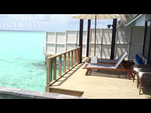 Ozen Maldives - Wind Villa with Pool Video Walkthrough