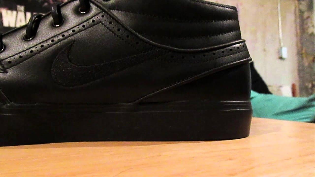brand new bcf88 3441a Nike SB Zoom Stefan Janoski Mid