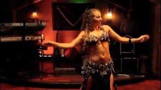 Danisa bellydance show in Dubai