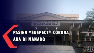 Pasien Suspect Virus Corona di Manado Diketahui Berprofesi Sebagai Awak Kabin
