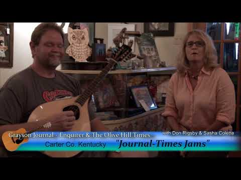 "Journal-Times Jams #1 Don Rigsby, ""I Am the Man, Thomas"""