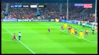 Barcelona vs Arsenal 3-1 Champions League HIGHLIGHTS 2010-2011 - [3/8/2011]