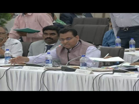 District Collectors Conference on Urban Development  Department  Live 18-01-2018
