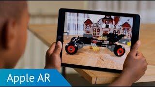 ARKit: 5 примеров использования дополненной реальности в iOS 11 на iPhone