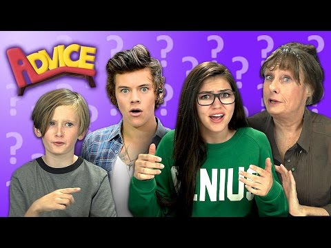 HOW TO GET HARRY STYLES' ATTENTION (REACT: Advice #25)