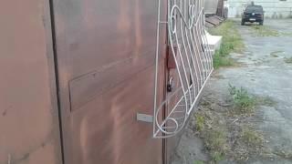 видео Кованые вентиляционные решетки