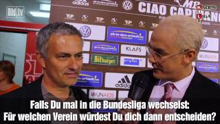 "Mourinho zu Schalke? Beckenbauer verspricht:""They have russian money"""